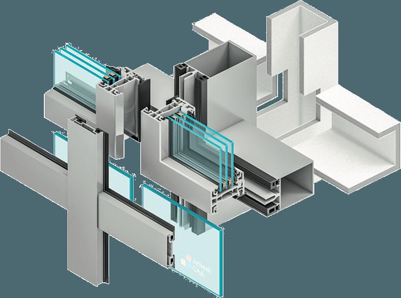 Технология утепления остекления EWIC